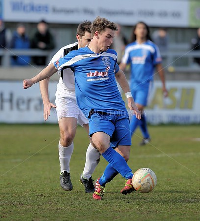 CHIPPENHAM TOWN V TRURO CITY MATCH PICTURES 21st March 2015