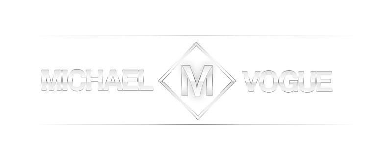 Concept logos. Metallic Font.