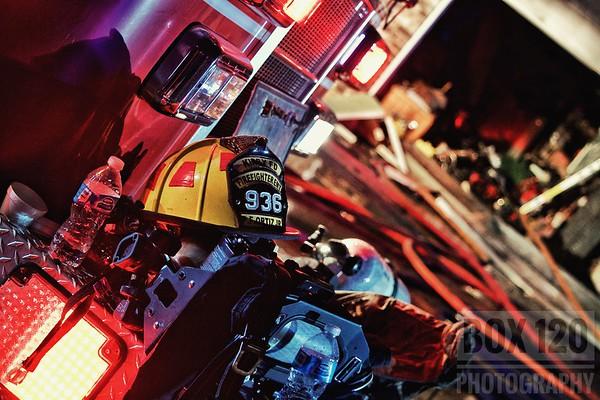 2 Alarm House Fire - 5100 Gordon Cooper, Kirby, TX - 7/4/17