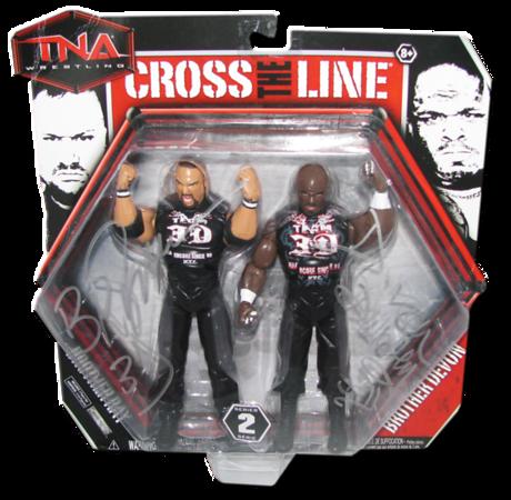 Cross The Line Figures