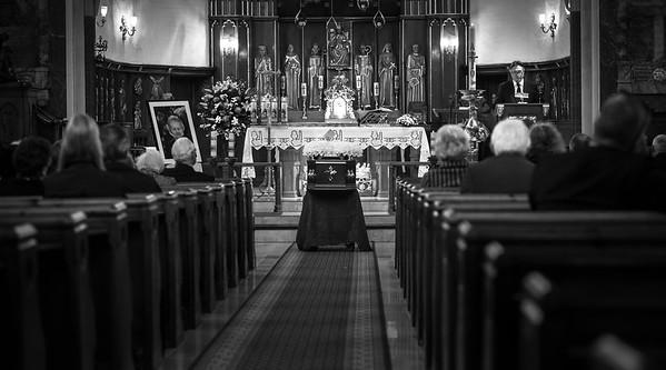 Funeral of Helena Porecka