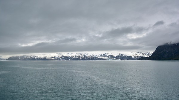 Gloomy Knob (and Upper Glacier Bay)