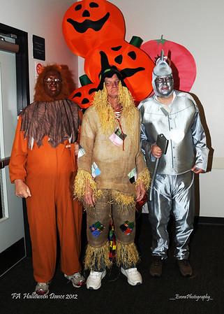 FA 10/27/2012 Halloween Dance
