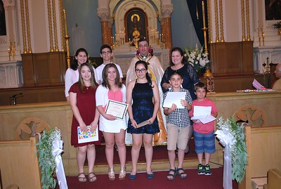 Holy Trinity Church Schools Year-End Program, June 11, 2017