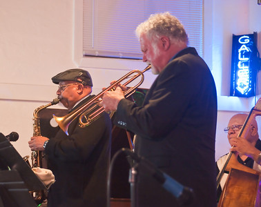 Herbert Mims Jr. Quintet at 57th St Gallery