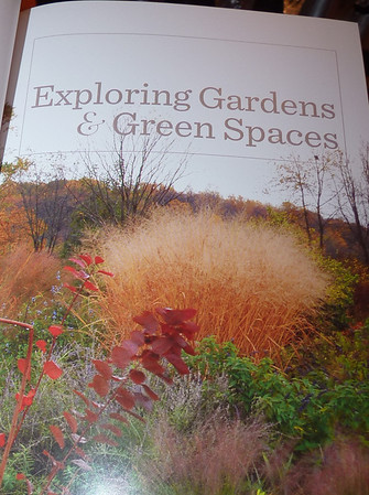 Sep 14 Wed Magda Salvesen launches Norton guide to New York region's great accessible gardens