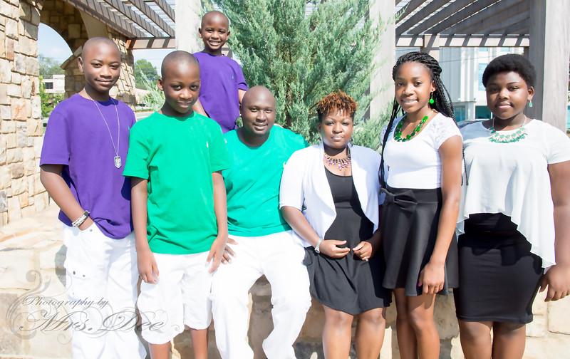 Family photos (2014)