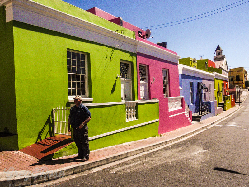 Cape Dutch Homes