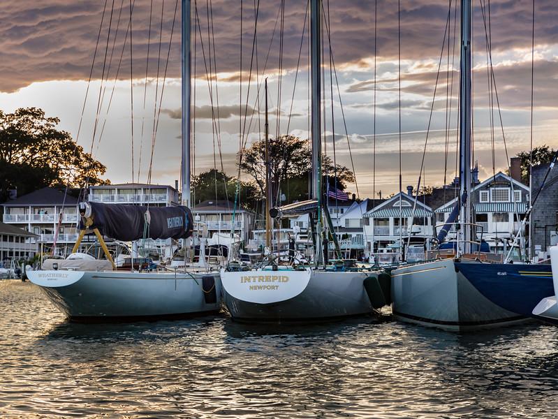 Sailing Pedigree