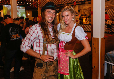 Oktoberfest Week 1 (Sept 20 - Sept 24)