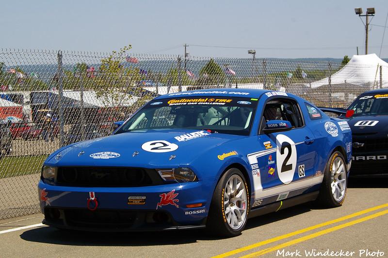 GS  JIM CLICK RACING-MUSTANG BOSS 302