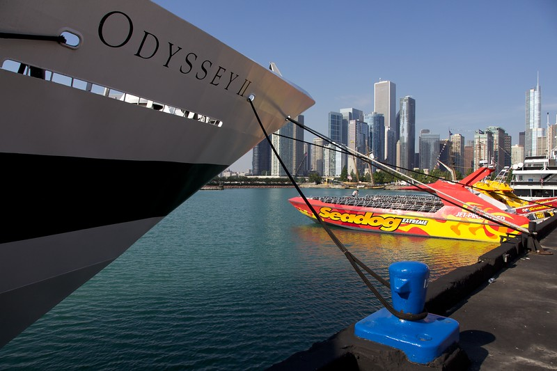 The Odyssey II and Seadog Extreme.