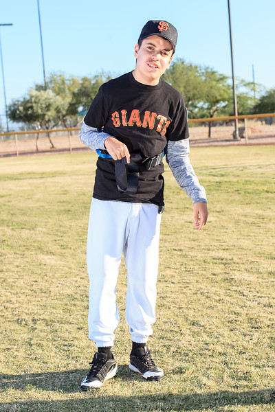 Challenger Little League Giants 2015