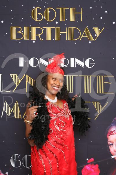 LYNETTE BIRTHDAY CELEBRATION