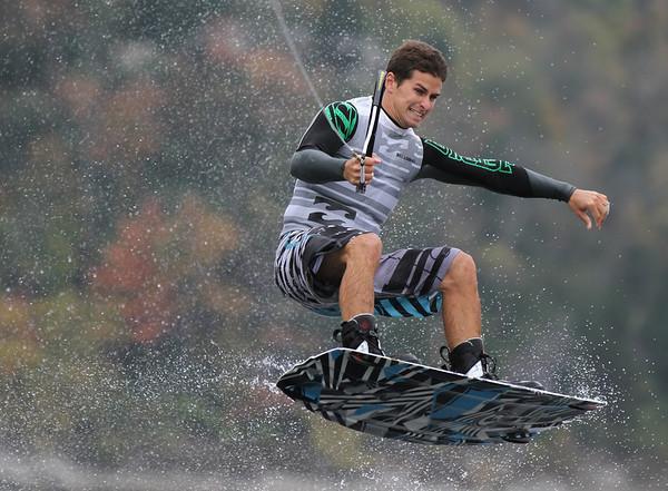 October Wakeboarding
