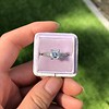 1.19ct Art Deco Carre Cut Diamond Solitaire 26