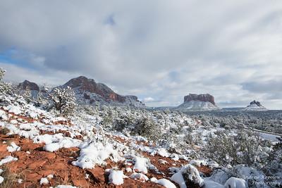 Arizona's Winter Wonderland
