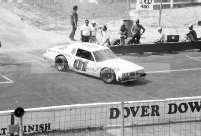 Dover Downs Speedway in the 1980's