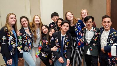 Host Appreciation 2019 - Exchange Students