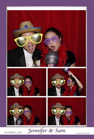 Jennifer and Sam's Wedding