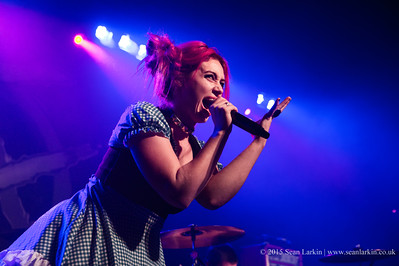 Sumo Cyco - Rescue Rooms, Nottingham - 4th December 2015