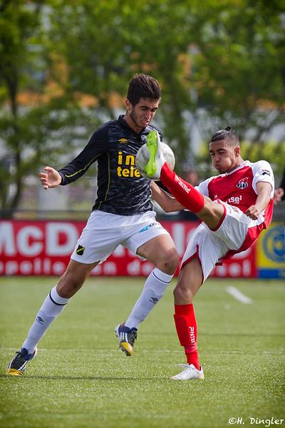23-05-2015: Alexandria '66 A1-NAC A1 2e divisie seizoen 2014/2015 nacompetitie promotie