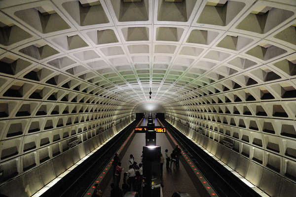 The Mall and The Metro