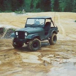 Old Pics; Hiking, Jeep