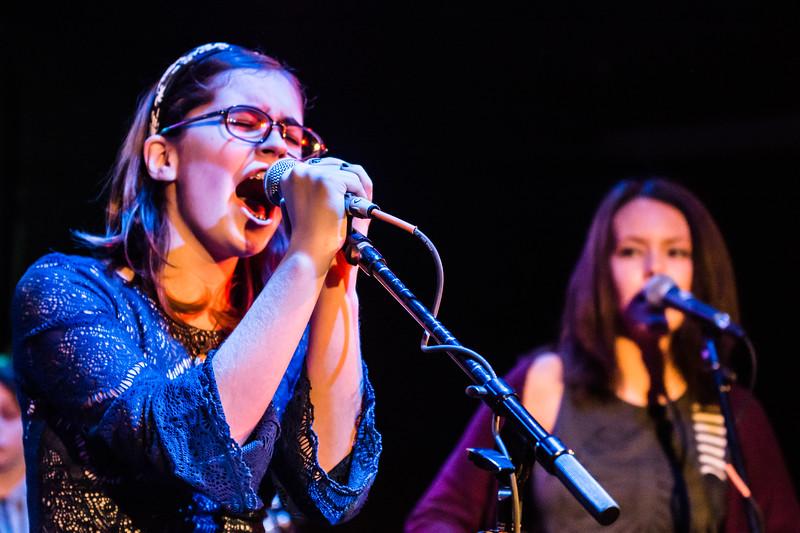 School of Rock Best Of Season - Underground Arts - January 19, 2014