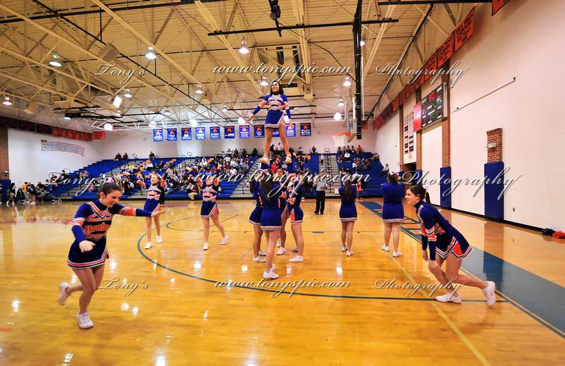 Cheerleaders 2009