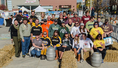 Oktoberfest Barrel Race
