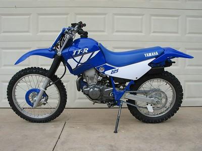 2001 Yamaha TTR225