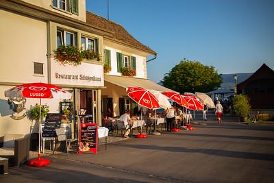 Sommerabend in Stäfa