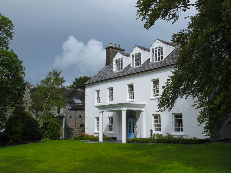 Richmond House August, 2017  Corofin, Co. Clare, Ireland