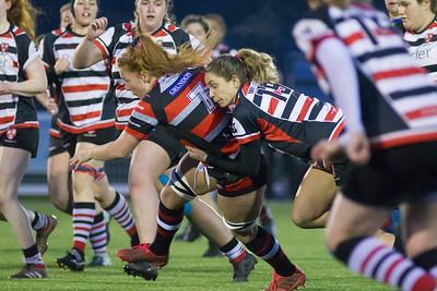 Cheltenham Ladies Rugby v Novocastrians