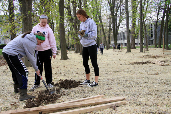 Manor College Earth Day