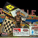 Lernerville Speedway - 8/27/21 - Tommy Hein