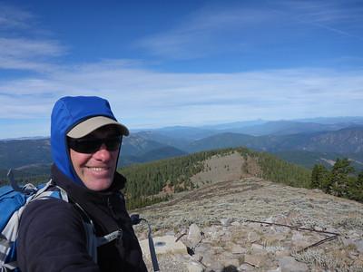 Mt. Ingalls (W6/CN-005), Crocker Mtn (W6/NS-207) SOTA Activations 9/28/2013