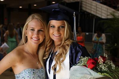 Alix's HS Graduation