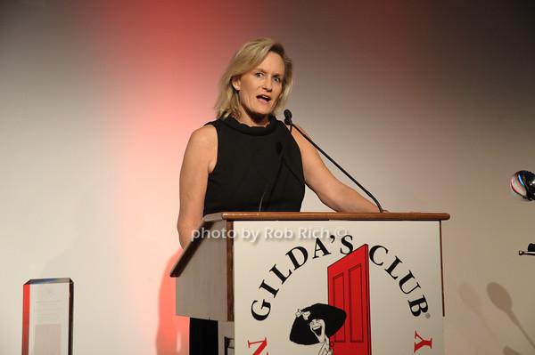 Honoree Laura Schumacher