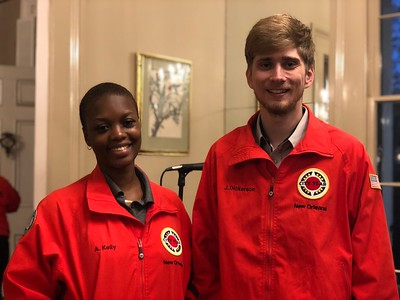 Crazy Idea Challenge (Winter) 2018 - City Year New Orleans