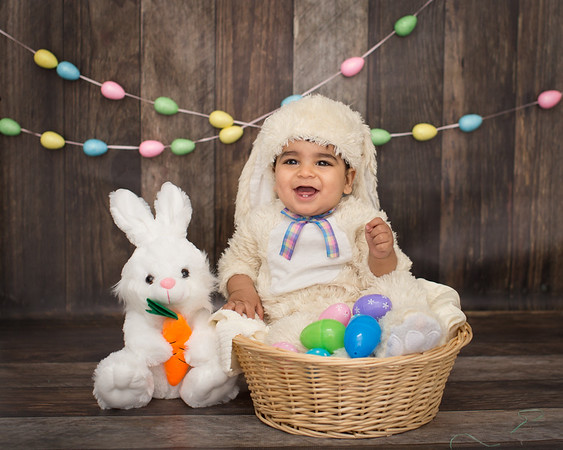 dylan's 1st easter