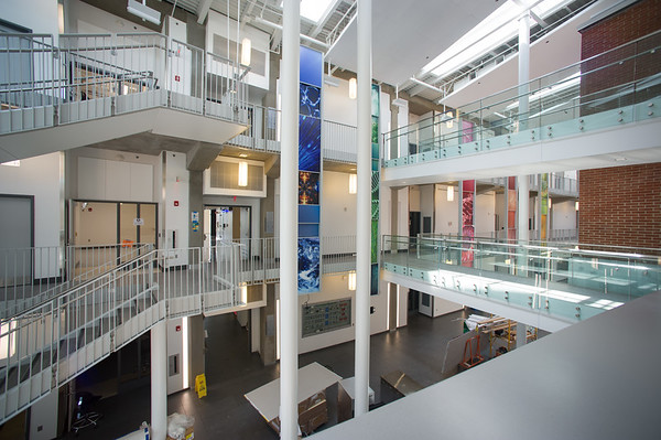 1/14/21 BSCene: Science and Mathematics Complex Final Construction Phase Completed