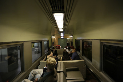 Main Line Passenger Railroads