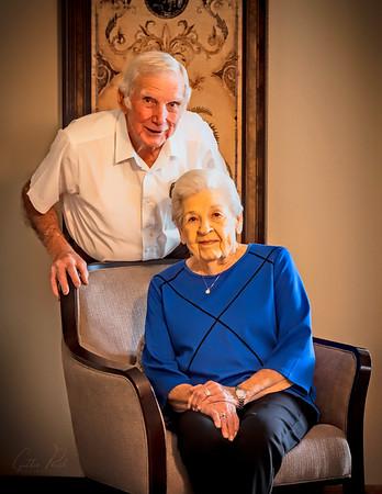 JB and Mary Arrington