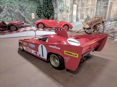 Simeone Foundation Automotive Museum - Philadelphia - 5 May '17