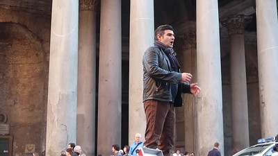 Day 6  - Pantheon Opera Man