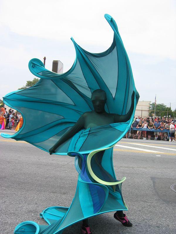New York City - Coney Island - Mermaid parade