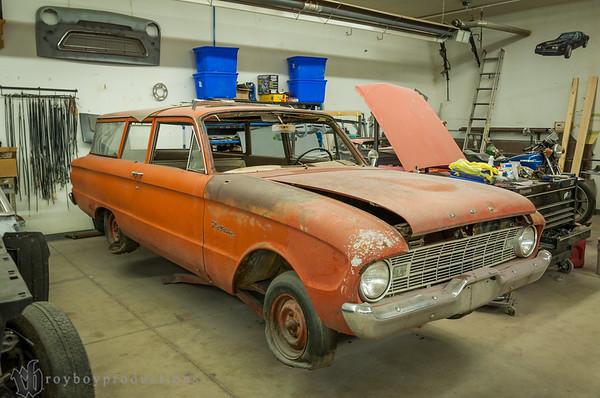 Auto Artistry Shop Visti 11-15-14