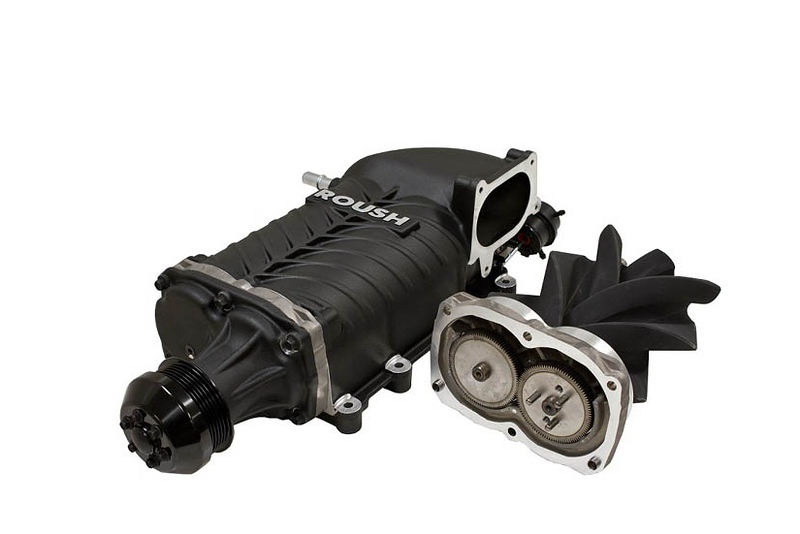 roush, 50 state legal supercharger, r2300